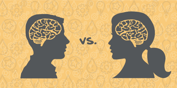 Male and Female Brains Wired Differently